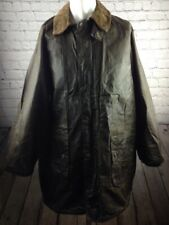 Barbour Wax Jacket Original Vintage Gamefair 1 Royal Crest. See Description