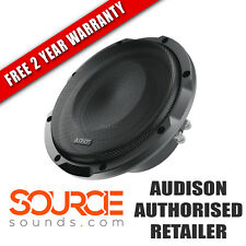 "Audison Prima APS8D 8"" Subwoofer Dual 4 Ohm (Ω) 250w - FREE 2 YEAR WARRANTY"