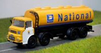 Albion Reiver Tanker - National Benzole Suitable 1/76 Oxford, layouts