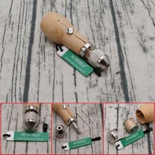 Professional Speedy Stitcher Sewing Awl Tool Kit for Leather Sail & Canvas