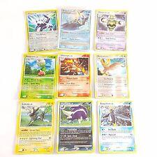 Pokemon TCG Card Diamond & Pearl Holo Rare x 9 Dusknoir Empoleon Skuntank Dialga