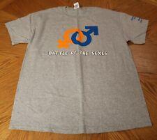 Chicago Bandits Softball/Windy City Thunderbolts Battle of the Sexes T-Shirt