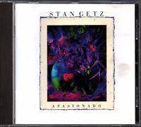 Stan Getz – Apasionado -  CD Album 1990
