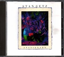 Stan Getz ‎– Apasionado -  CD Album 1990
