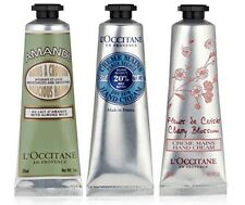 L'Occitane Beautiful Hands Indulgences Gift Set 3 Scents 1 oz. Each