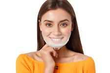 10 Gesichtsvisier Mund Nase Schutzvisier Gesichtsschutz Visier Face Shield SAFE