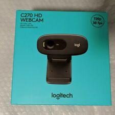 Logitech C270 HD Webcam (SHIPS SAME DAY FREE)