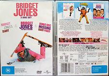 Bridget Jones's Diary / The Edge Of Reason / Bonus DVD Missing Diary Pages