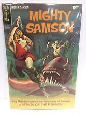 Mighty Samson #20 Bande Dessinée Gold Key 1969