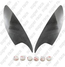 ABS Headlight Protector Cover Lens For Yamaha YZF R6 2003-2005 Smoke