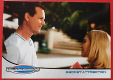 THUNDERBIRDS (The 2004 Movie) - Card#34 - Secret Attraction - Cards Inc 2004