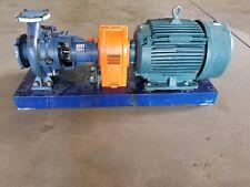 Gorman Rupp Centrifugal Pump Vg2c3 B 2 X 25 8 30 Gpm 210 Tdh 15hp