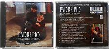 PADRE PIO TRA CIELO E TERRA (ENNIO MORRIONE) CD 2001