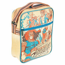 THUNDERCATS Messenger Shoulder FLIGHT BAG Retro 80's Anime Character CARTOON NWT