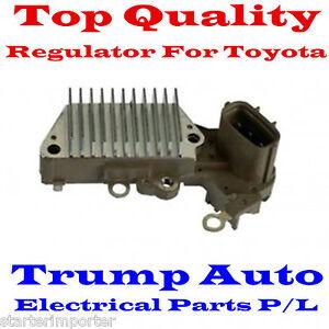 Alternator Voltage Regulator for Toyota Landcruiser eng 1FZ-FE 4.5L Petrol 92-14