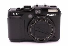 Canon PowerShot G11 10.0MP Digital Camera - Black