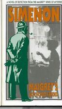 GEORGES SIMENON - Maigret's Boyhood Friend P/B