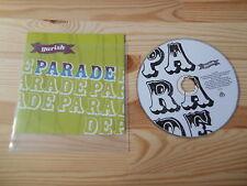 CD Pop Garish - Parade (11 Song) Album TAPETE