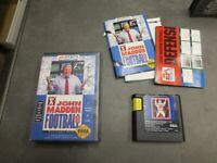 John Madden Football '93 (Sega Genesis, 1993)
