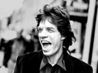 V4128 Mick Jagger Portrait Rare Old Retro Music Decor PRINT POSTER Plakat