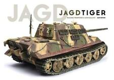 Jagdtiger Building Trumpeter's 1:16th Scale Kit by AFV Modeller, Sam Dwyer