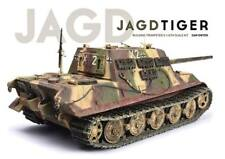 Jagdtiger Building Trumpeter's 1:16th Scale Kit by AFV Modeller, Sam Dwyer