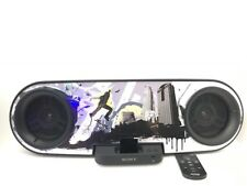 SONY AUDIO DOCKING SYSTEM BLUETOOTH RDH-SK8IP Multicolor