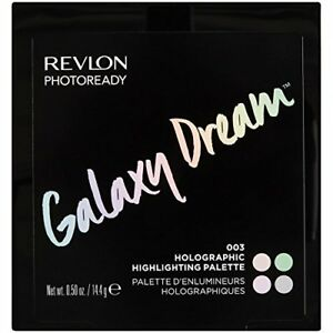 Revlon PhotoReady Galaxy Dream Highlighting Palette ~ 003 Holographic ~ UNSEALED