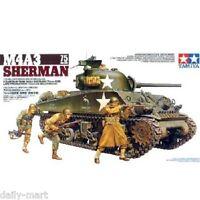 Tamiya 1/35 35250 U.S.Medium Tank M4A3 Sherman 75mm Gun Late Production