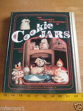1991 Collectors Encyclopedia of Cookie Jars price guide HC Book Roerig