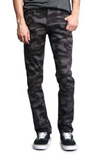 Victorious Mens Army Military Camouflage Skinny Fit Jeans Pants DL1029-AR169
