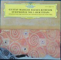 Mahler - Symphony No. 1, KUBELIK, DGG STEREO