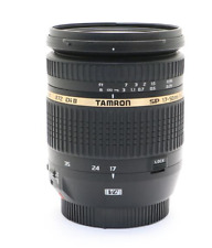 TAMRON SP 17-50mm F2.8 XR DiII VC Model B005E for Canon shipping from Japan