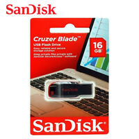 SanDisk 16GB Cruzer Blade USB-Speicherstift USB Flash Drive USB 2.0 CZ50