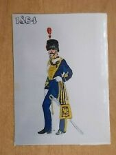 MILITARY PHOTOGRAPH - ROYAL HORSE ARTILLERY - VETERINARY OFFICER 1864 - m922