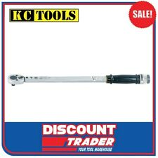 "AOK by KC Tools 1/2"" Drive Torque Wrench 42-210 Nm - TWG210N"