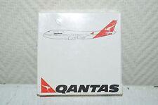 AVION SCHABAK QANTAS BOEING 747/400 BOITE  PLANE/PLANO