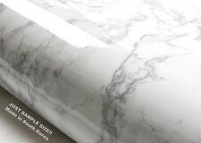Look Marble Effect Grey Granite Effect Contact Paper Film Vinyl Self Adhesive...