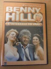 DVD - BENNY HILL - EPISODE 19 ET 20  - réf  D5