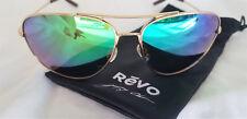 Revo - Windspeed - Gold Frame & Green Water Lens Sunglasses - Brand New! $199