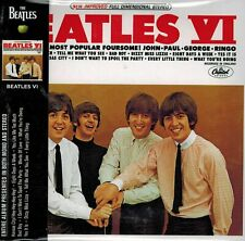 The Beatles ‎– Beatles VI CD 2014 NEU SEALED US