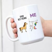 Best Friend Coffee Mugs Other Best Friends Unicorn Gifts Mug For Women