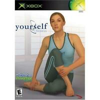 Yourself Fitness XBOX Game Used