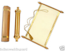 scroll wedding invitation wedding scroll invitation wedding scrolls, S1058