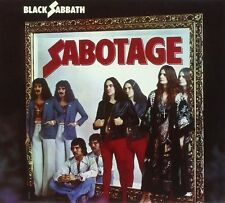 Black Sabbath - Sabotage vinyl LP IN STOCK NEW/SEALED