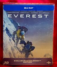 Everest Blu Ray Limited Edition Steelbook - Region Free - NEW