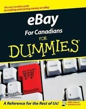eBay For Canadians For Dummies (For Dummies (Computers))-ExLibrary