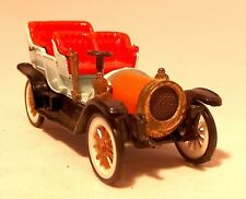 Vintage Diecast Car 1904 Delaunay Belleville RAMI Model Toy 1:43 Scale France
