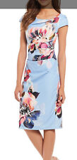 """ADRIANNA PAPELL DRESS/SIZE 22W/RETAIL159/NEW WITH TAG/LENGTH 44""""/CAP SLEEVE"""