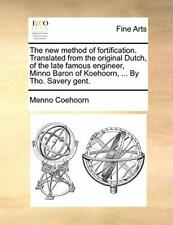 The new method of fortification. Translated fro, Coehoorn, Menno,,